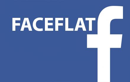 Facebook Flat For Chrome