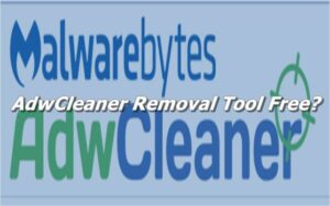AdwCleaner Removal Tool Free
