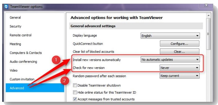 How To Update TeamViewer