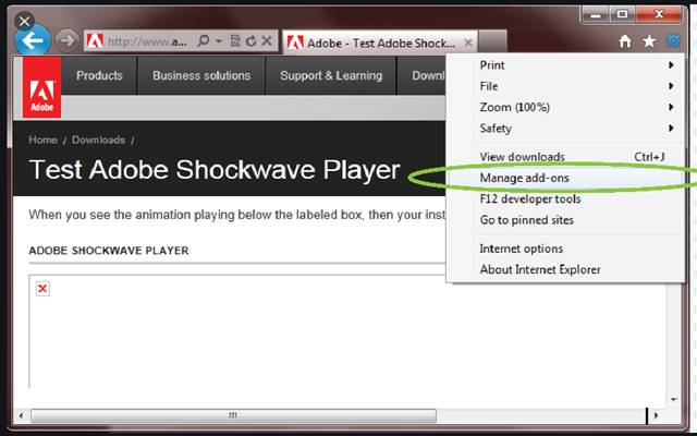 How to Install Adobe Shockwave Player